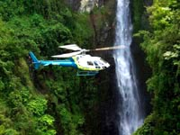Maui helicopter flight tours