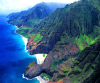 Kauai airplane flights