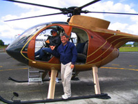 Hilo helicopter flight